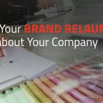 What your brand relaunch says about your company