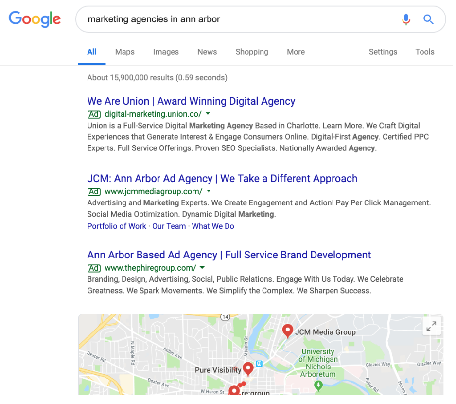 Getting Started with Google Ads - MOVE Communications