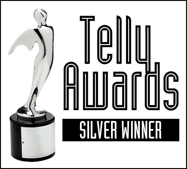 Telly Award Winner